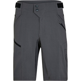 Ziener Neonus X-Function Shorts Men, ash grey